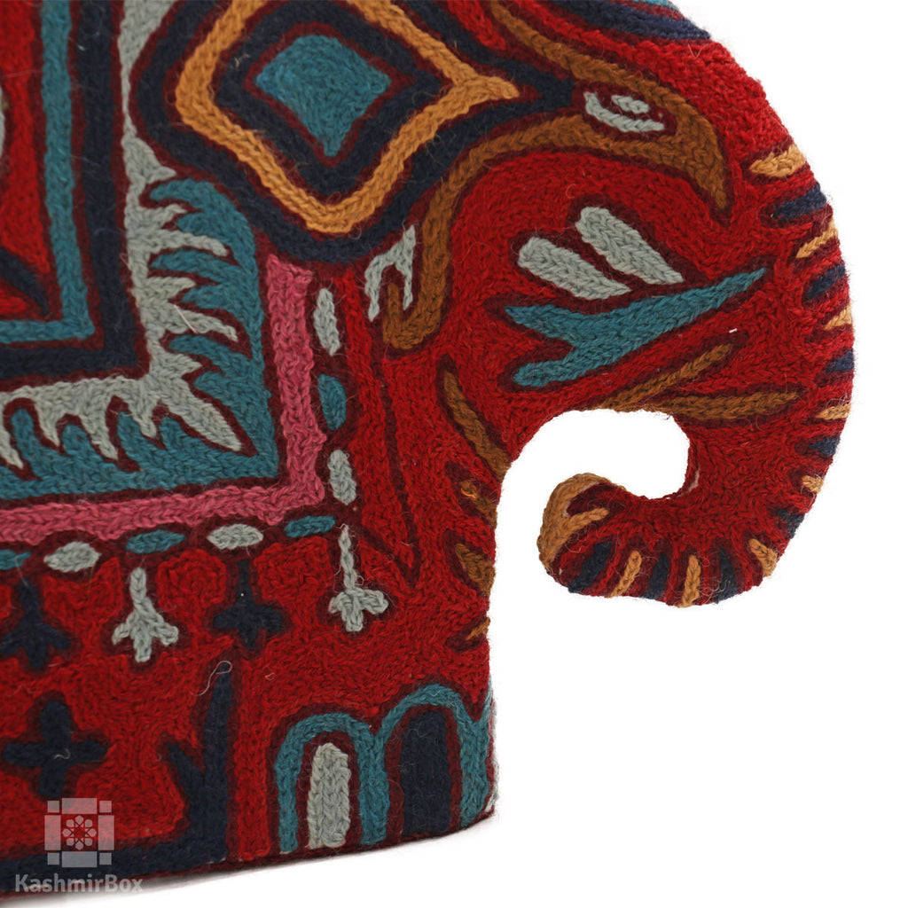 Elephantine Chainstitch Tea Cozy