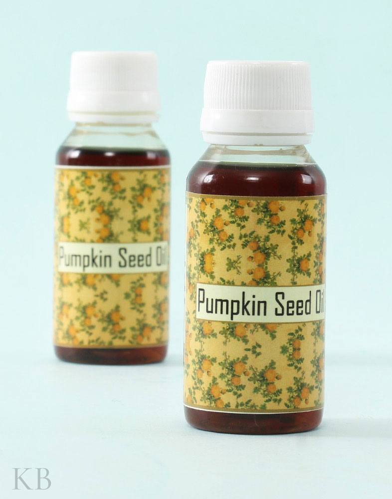 SC Pumpkin Seed Oil