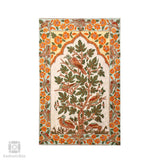 Tree Of Life Chainstitch Wall Rug