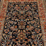 Black Tree of Life Carpet