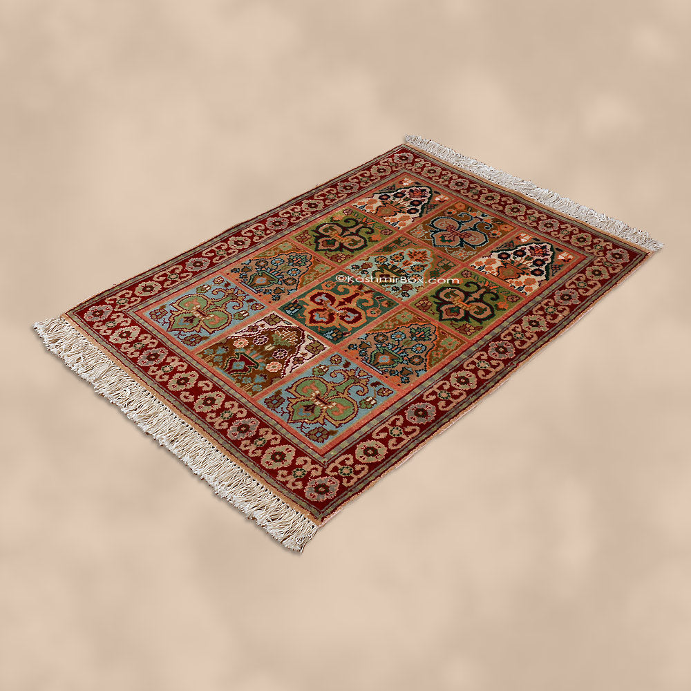 Fawn Silk Carpet