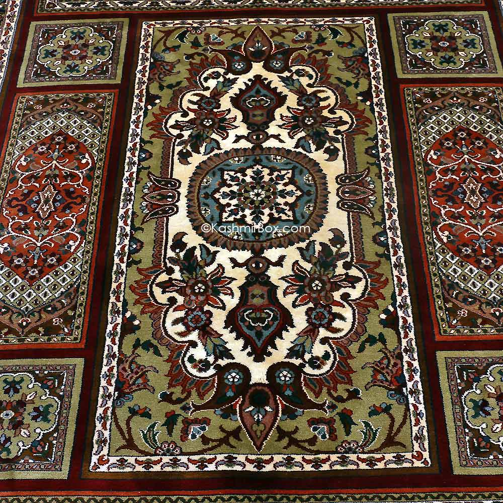 Black Silk Carpet