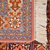 Pastel Shades Gumm Silk Carpet