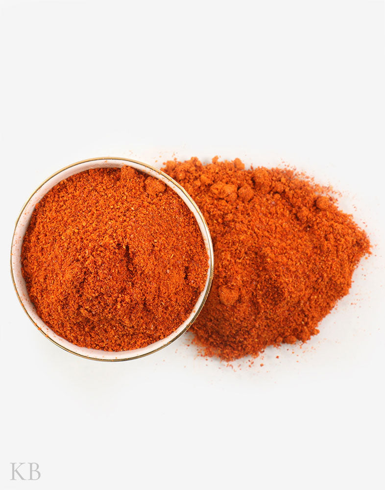 Kashmiri Pure Red Chili Powder - Kashmir Box