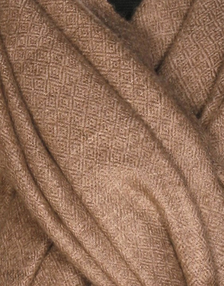 Pure Cashmere Pashmina Natural Shade Stole
