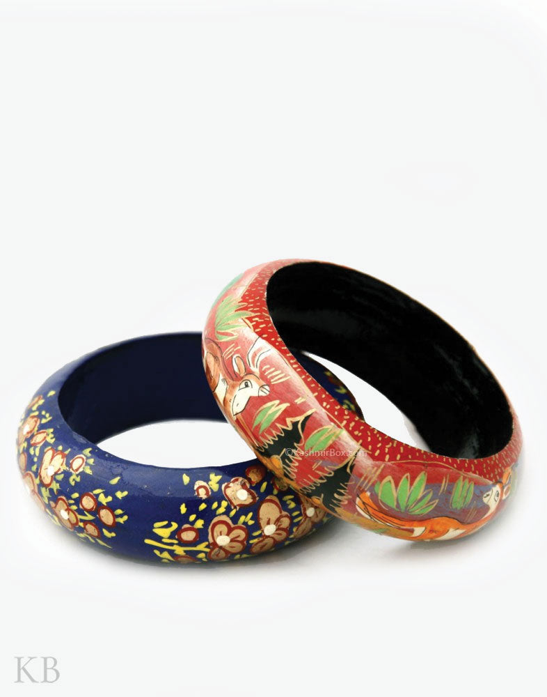 Summer Bangle Pair