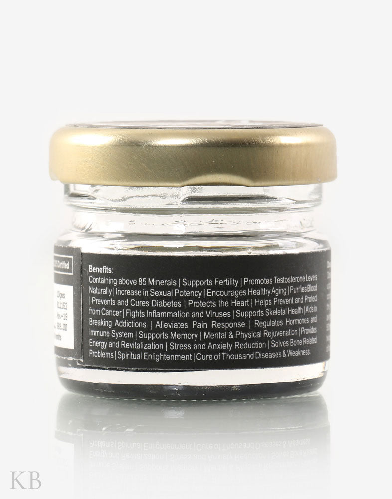 Pack of Shilajit