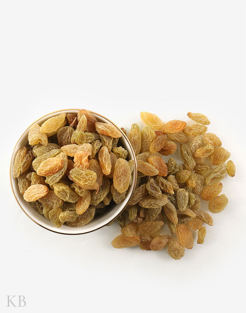 Koshur Golden Raisins