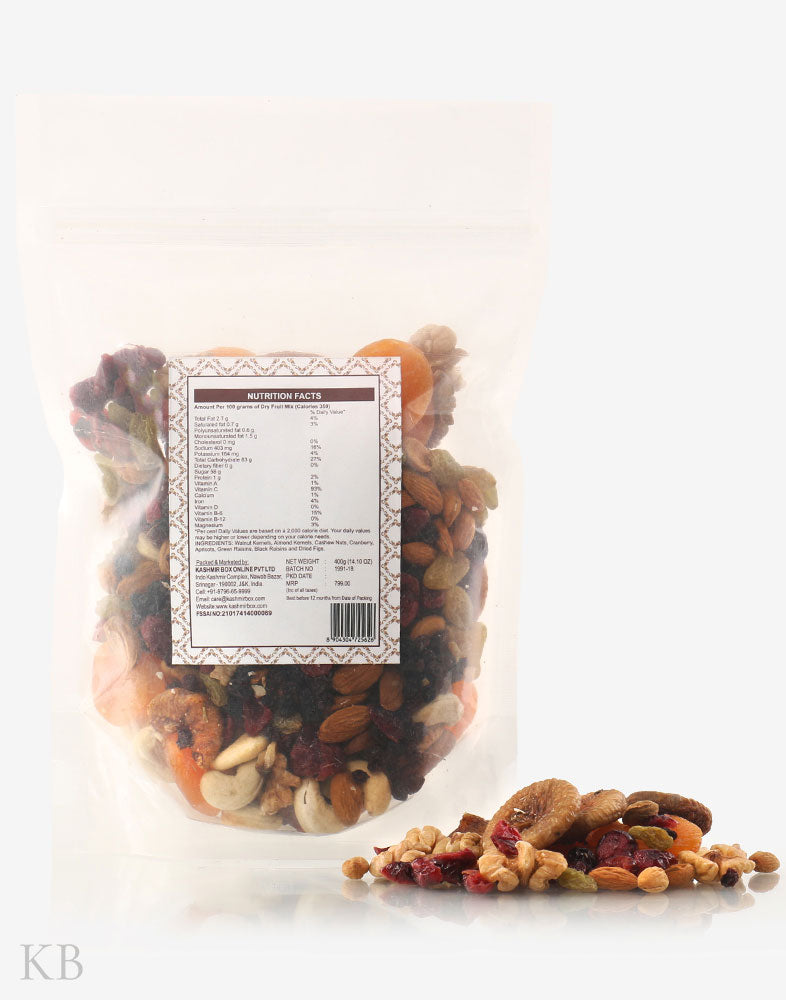 Koshur Dry Fruit Mix