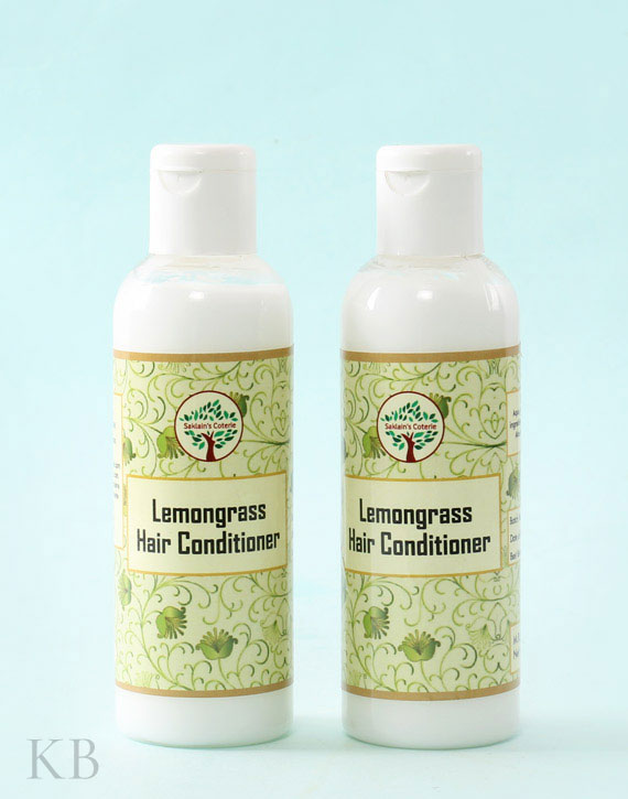 SC Lemongrass Hair Conditioner (Pair) - Kashmir Box