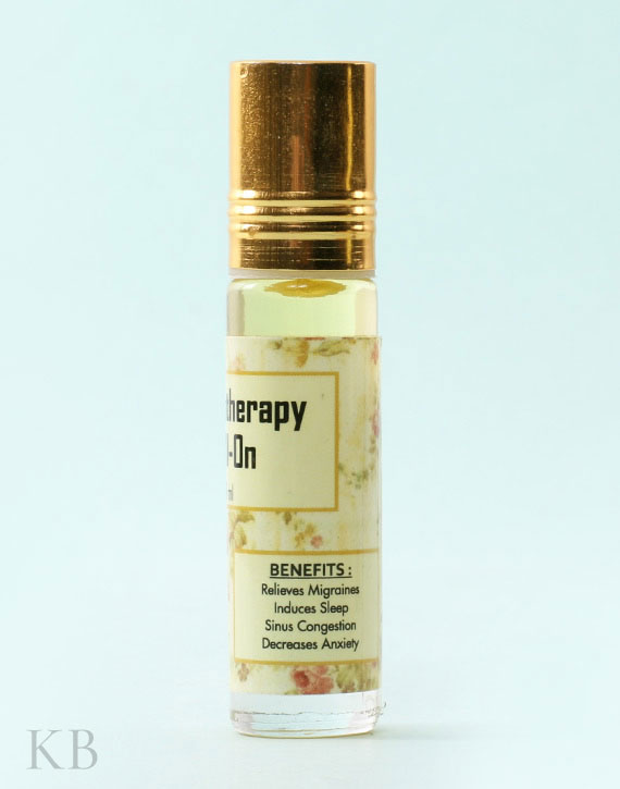 SC Aromatherapy Roll-On (Pair) - Kashmir Box
