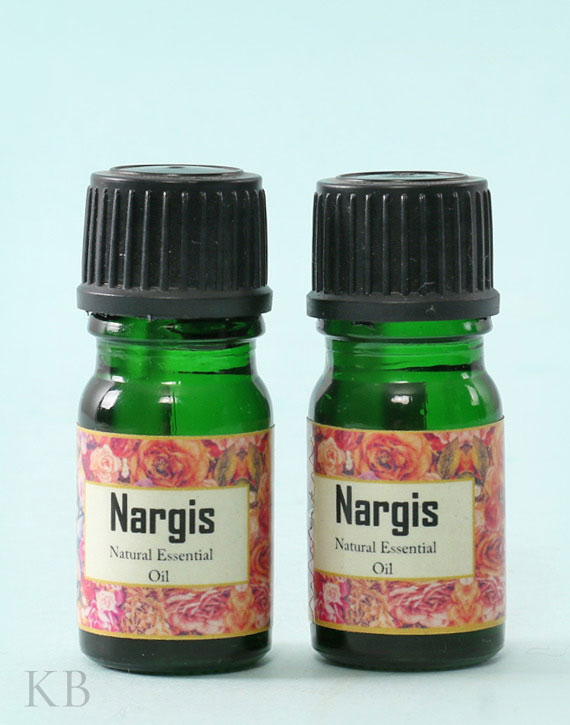 SC Nargis Oil (Pair) - Kashmir Box