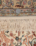 Cream Tree Of Life Kashmiri Carpet - Kashmir Box