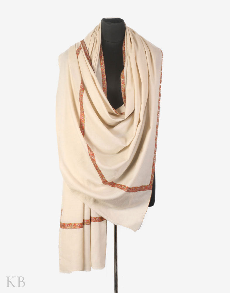 a00eed3c70308 Buy online Embriodered Pashminas at the best price in India.