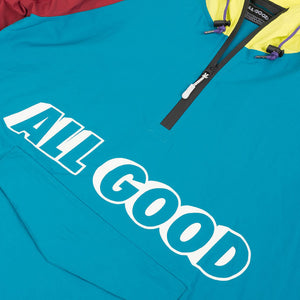 ALL GOOD RAGLAN ROOTED - MIX