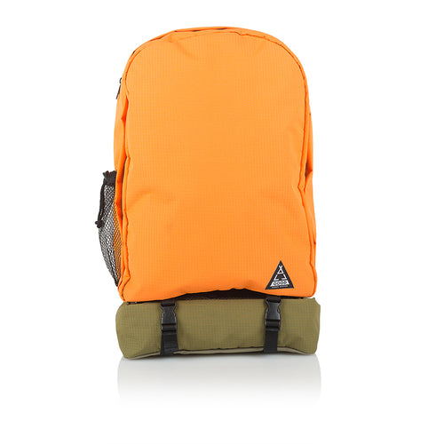 ALL GOOD 30 DAYS ORANGE BACKPACK - ORANGE