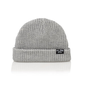 EVERYDAY BEANIE - GREY