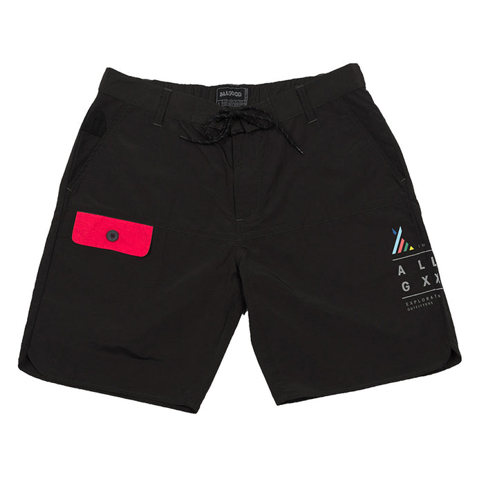 DOHENEY BOARDSHORT - BLACK