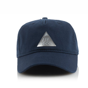 ALL GOOD RAISED FIELD STARPBACK - NAVY