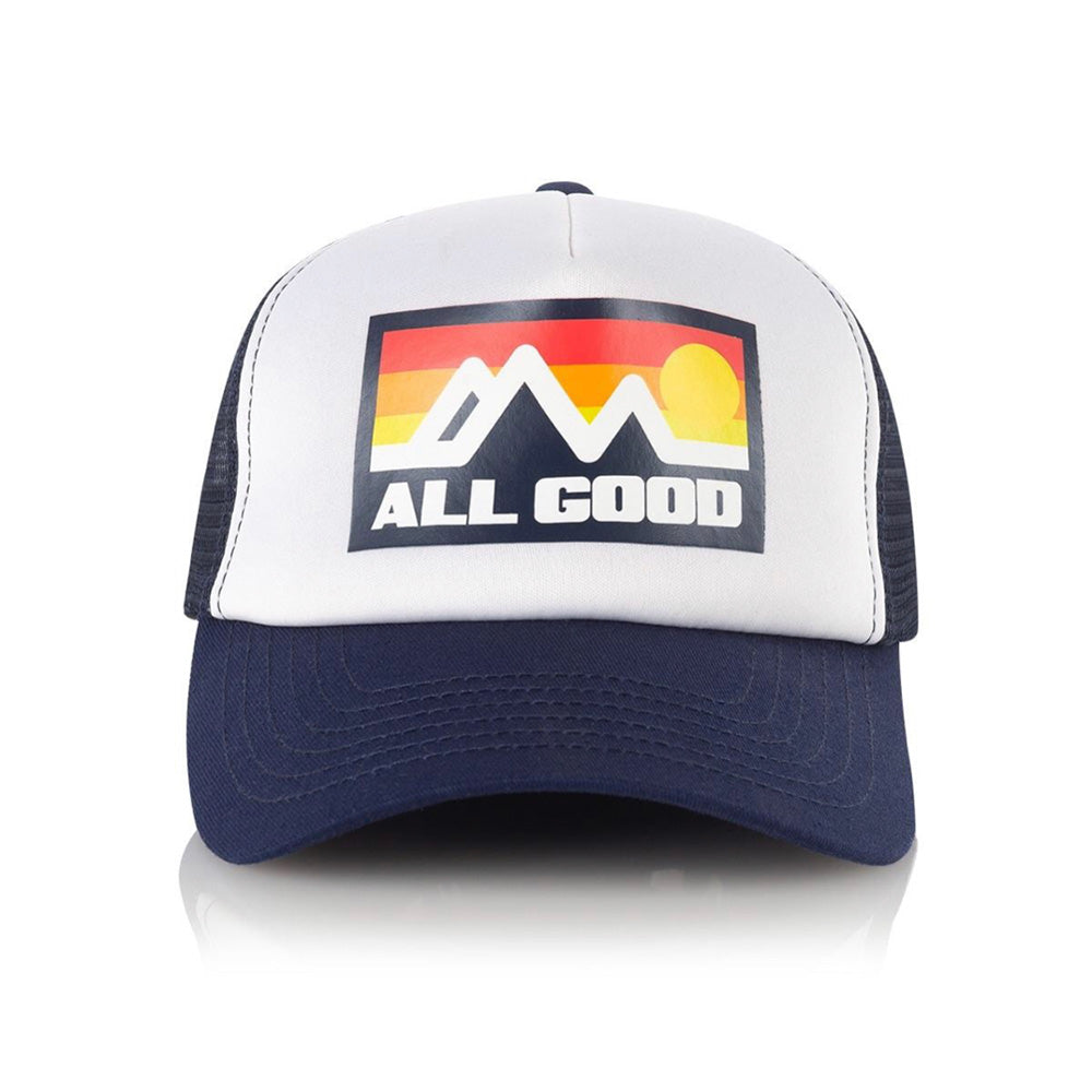 ALL GOOD HORIZON TRUCKER - NAVY