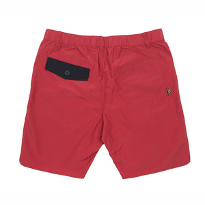 ALL GOOD BURG SEAFIELD SHORTS - BURGANDY