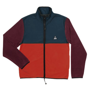 Embers Fleece Traveler - multi