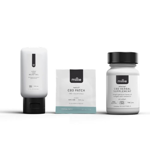 cbd infused products for pain