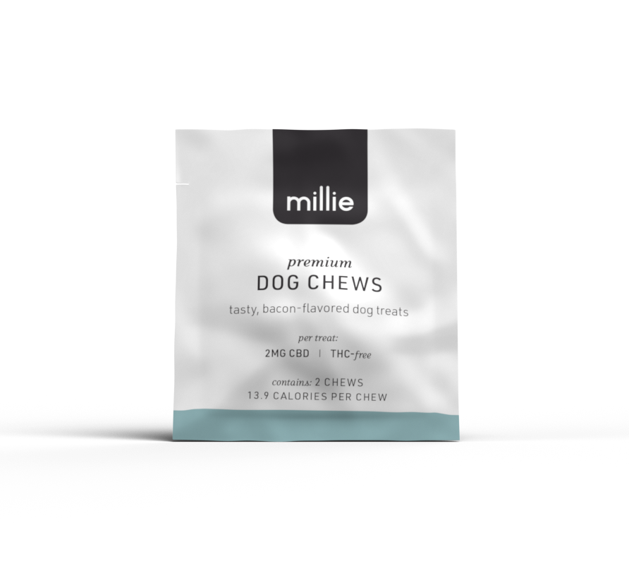 Dog Chews 30 Count (15 - 2 Packs)