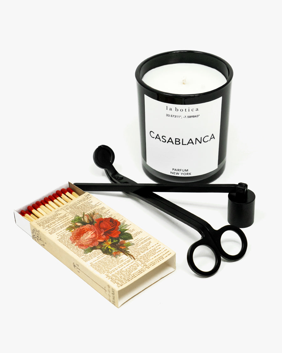 CANDLE BUNDLE CASABLANCA