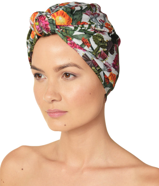 DAHLIA SHOWER CAP