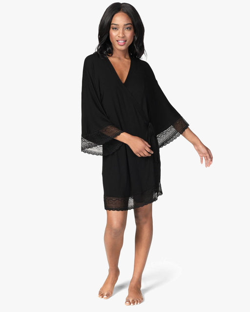 LUCIE - THE SIDE TIE ROBE