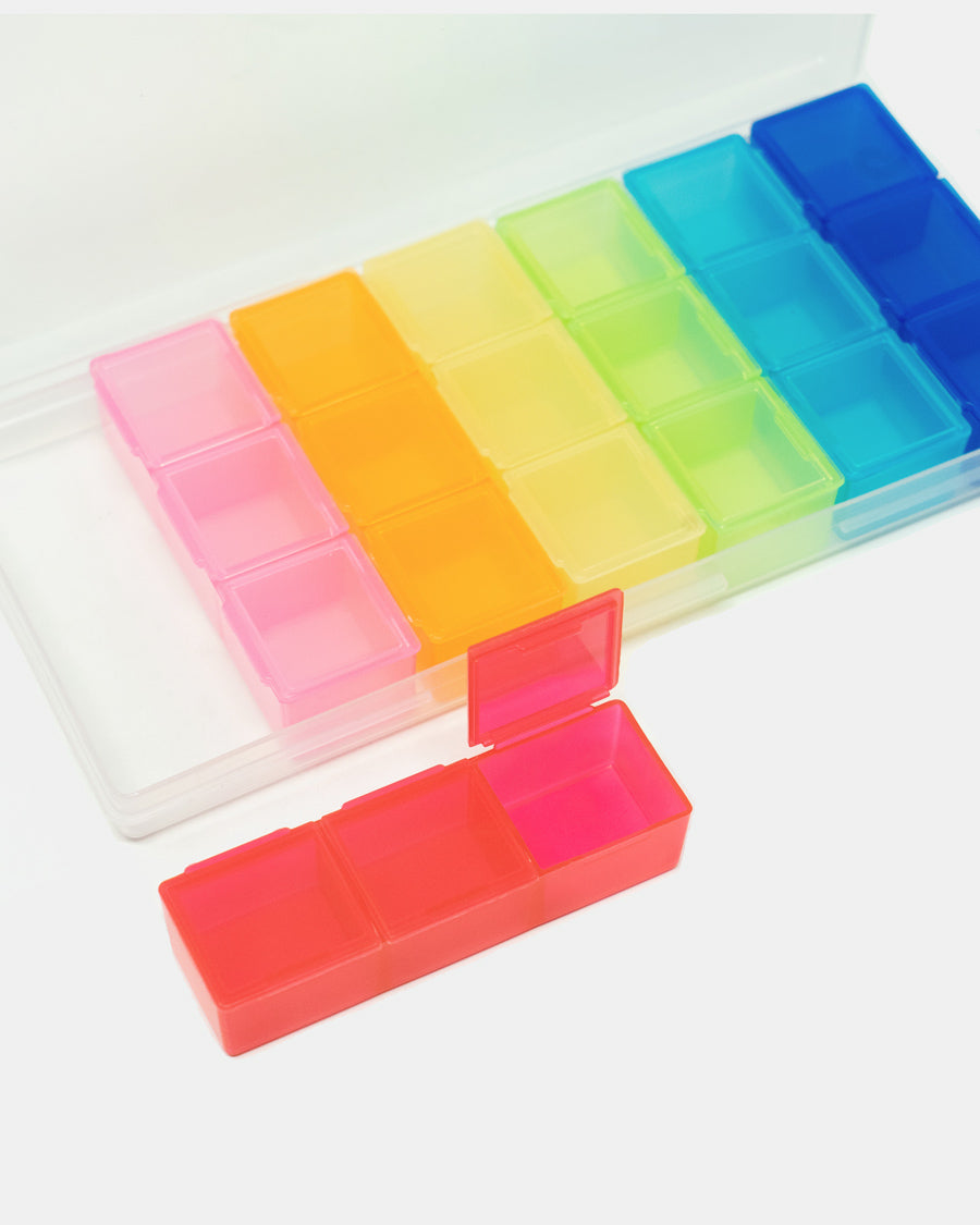 RAINBOW JEWELRY BOX