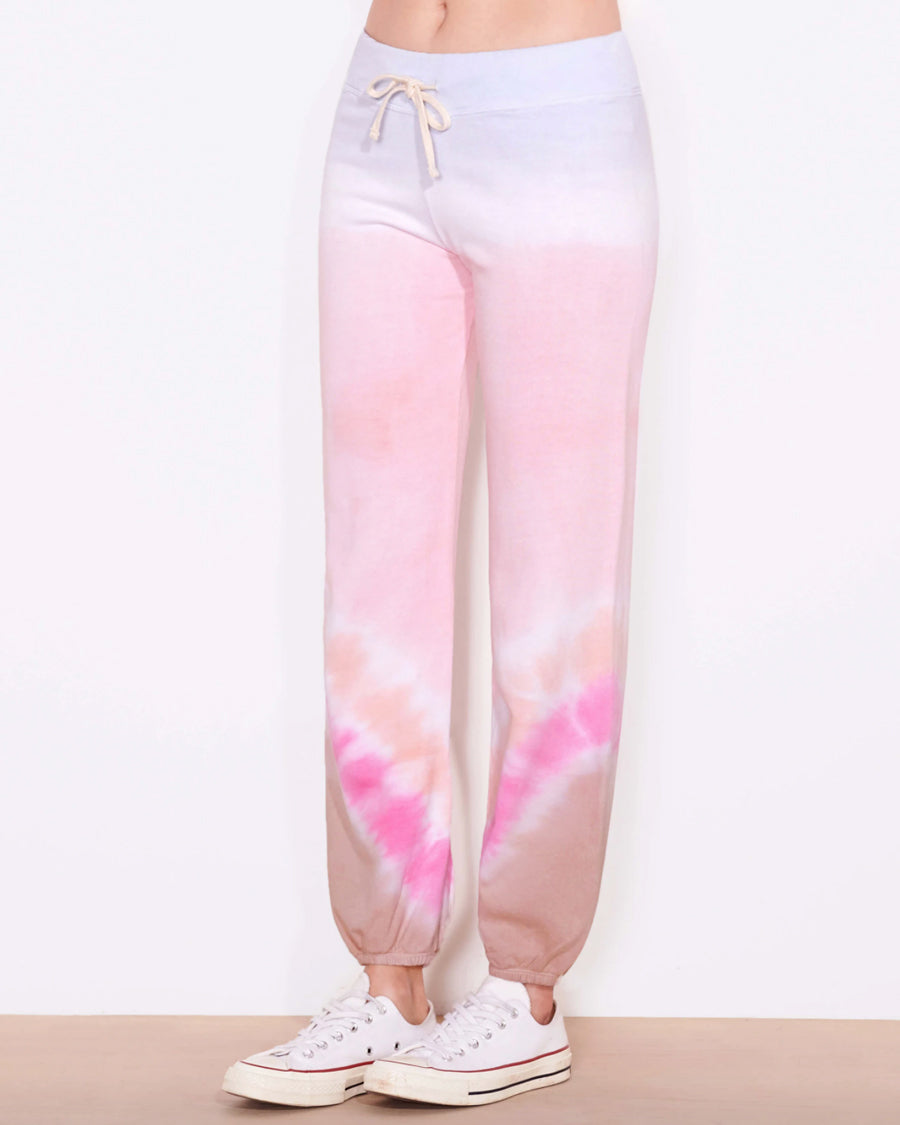 TERRY OMBRE SWEATPANTS