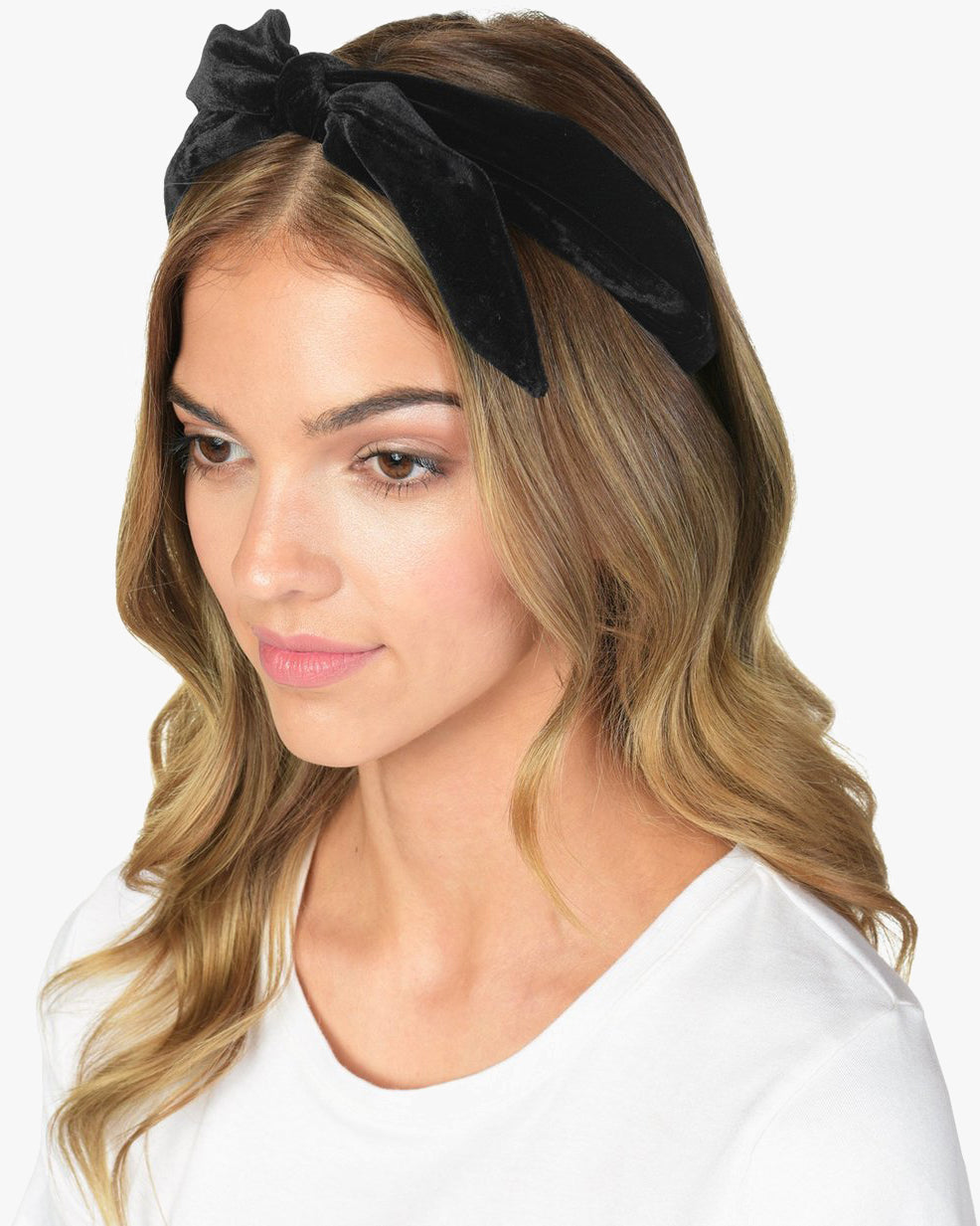 WIRED BOW HEADBAND