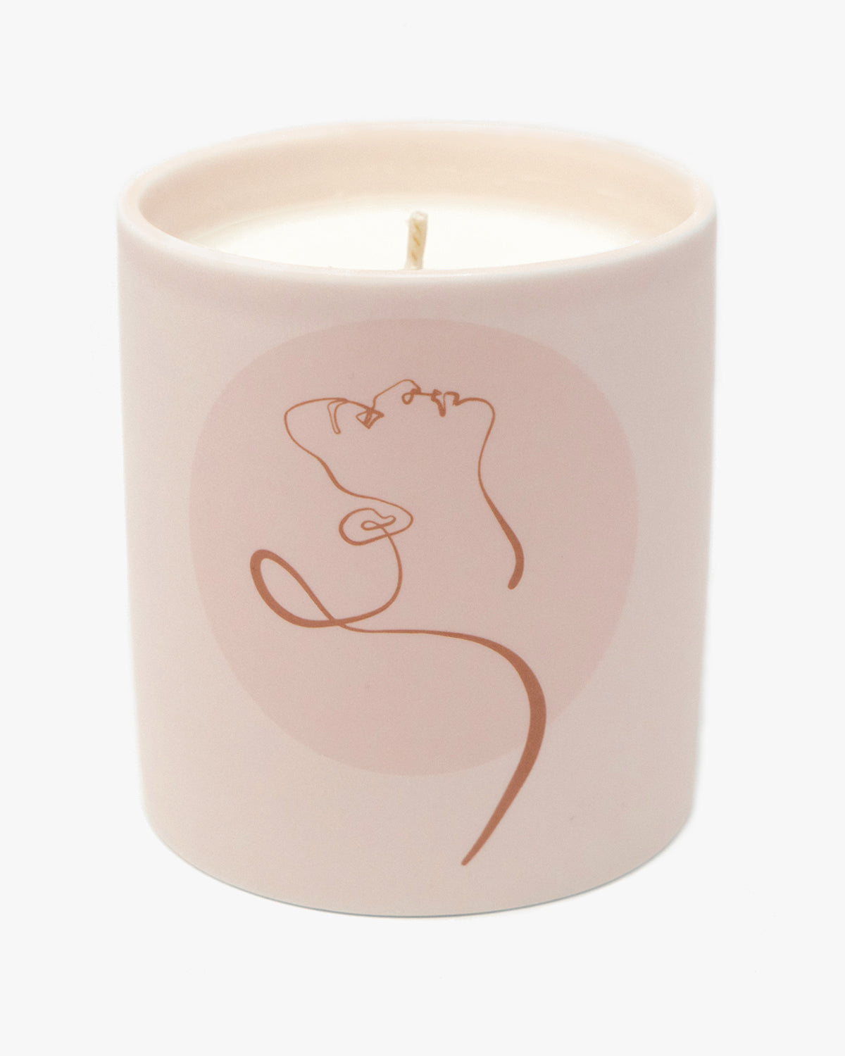 WOMAN CANDLE NO. 3