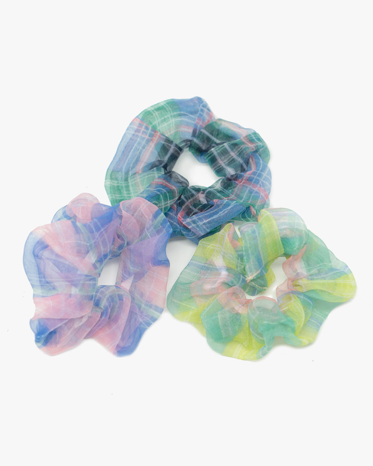 JULES SCRUNCHIE SET