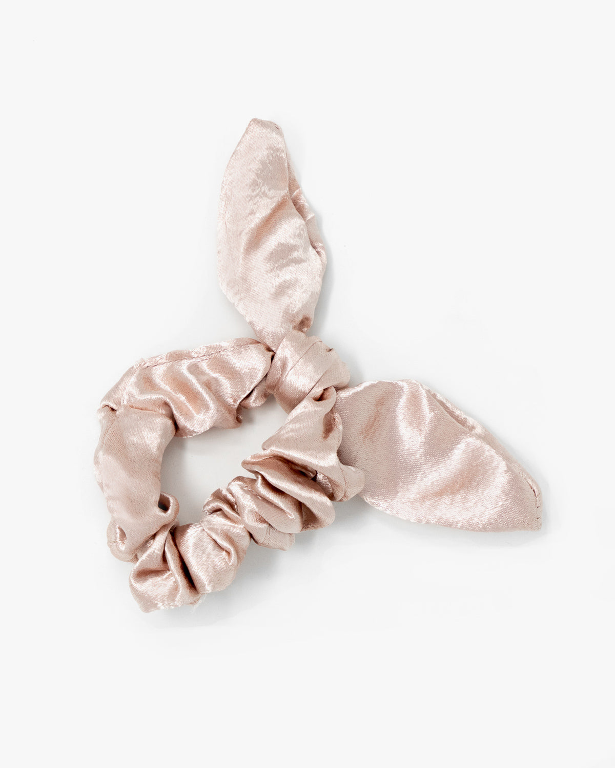 SATEEN SCRUNCHIE