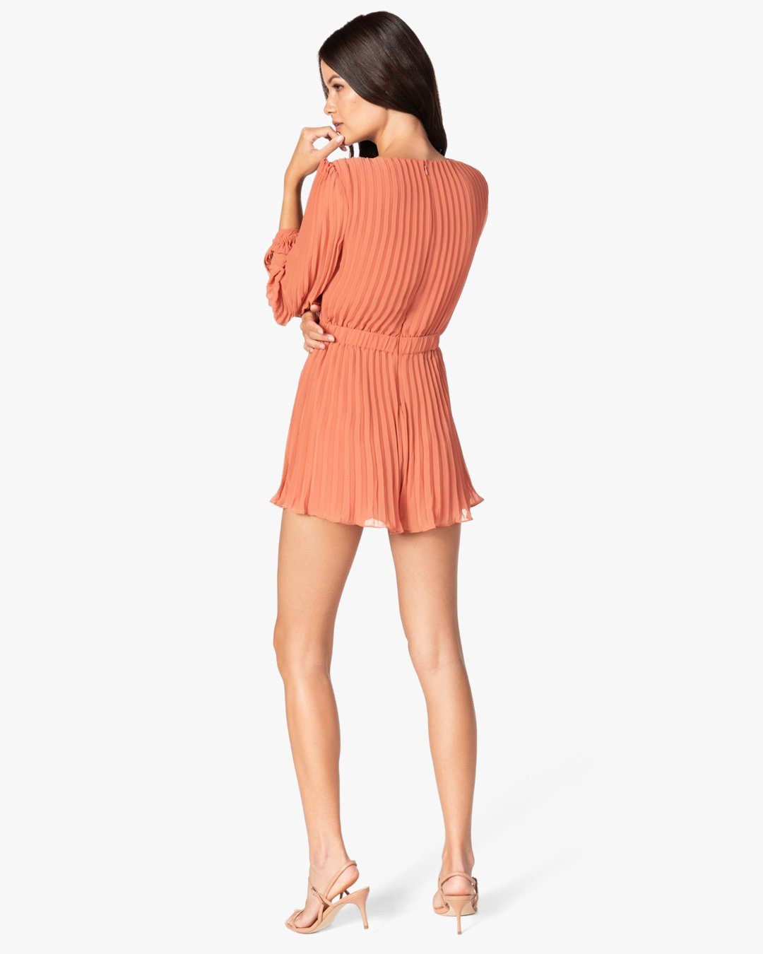 TOWER BAR SUNSETS ROMPER