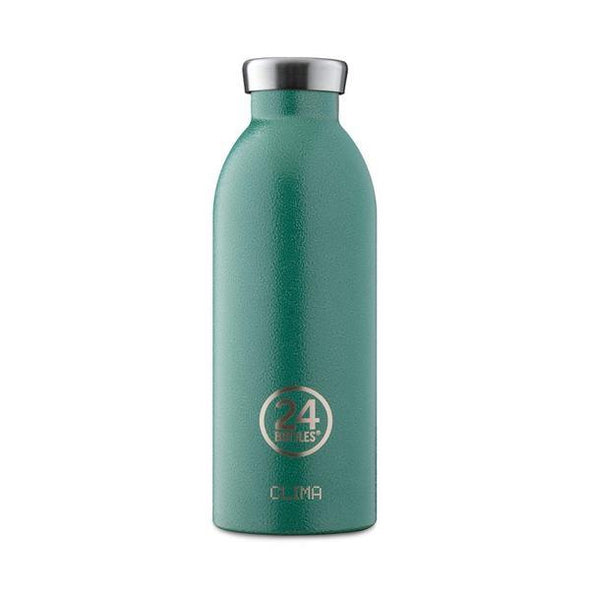Clima Bottle 500ml-850ml - Moss Green (Isotherme) - La Boutique Zéro Déchet.nc