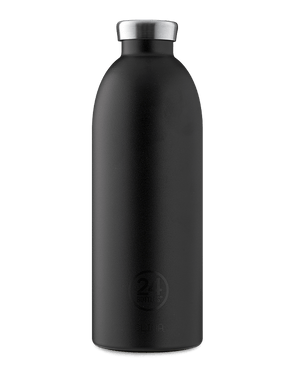 Clima Bottle 850ml - Tuxedo Black (Isotherme) - La Boutique Zéro Déchet.nc