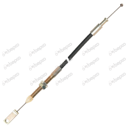 390/398 THROTTLE CABLE 1057MM        F31 B5