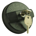 42'S CASE DIESEL CAP LOCKABLE  I24 B3   s65289