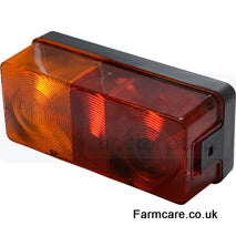 REAR LIGHT ''HELLA'' LEFTCLIP-ON Left Hand              i30 B3