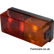 REAR LIGHT ''HELLA'' RIGHT CLIP-ON               i30 B3
