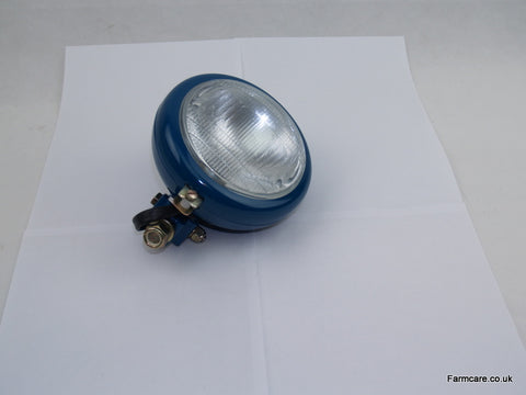 BLUE HEADLAMPS 45/40 Watt, RH & LH, Blue