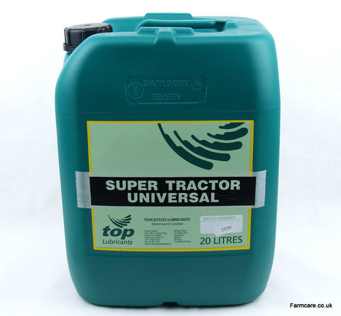SUPER UNIVERSAL OIL 15W/30 20LT