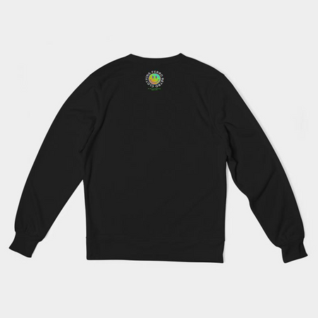 Smile FR Sweatshirt - Black