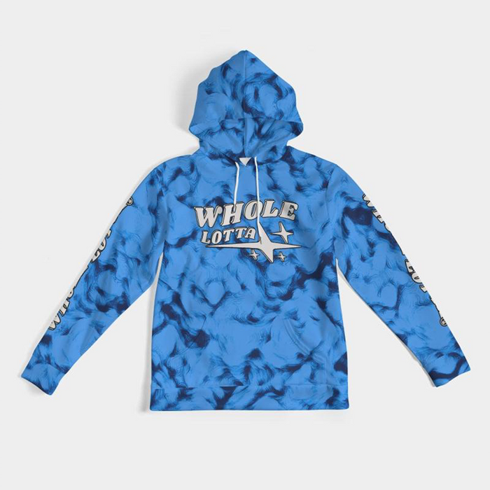 Whole Lotta Star Logo Hoodie - Blue