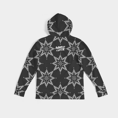 Whole Lotta Christmas Hoodie - Black