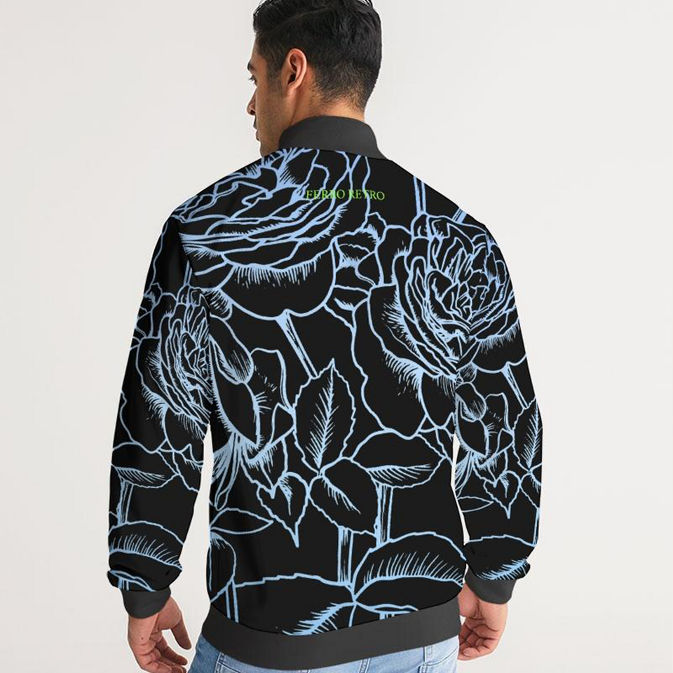 Hollow Rose Track Jacket